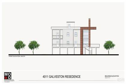 Residential Property for sale in 4011 7th, Galveston, TX, 77554