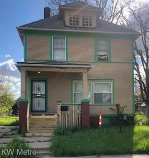 Residential Property for sale in 2927 SEYBURN Street, Detroit, MI, 48214