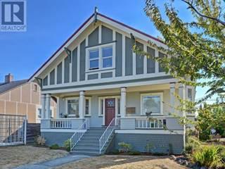 Single Family for sale in 405 Vancouver St, Victoria, British Columbia, V8V3T4