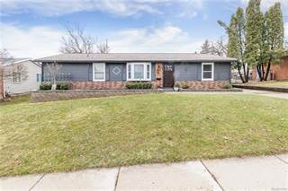 Single Family for sale in 213 ELY SOUTH, Northville, MI, 48167