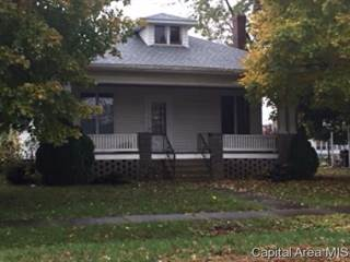 Single Family for sale in 200 W 4TH ST, Morrisonville, IL, 62546