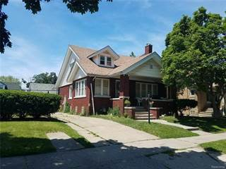 Single Family for sale in 12773 Birwood, Detroit, MI, 48238