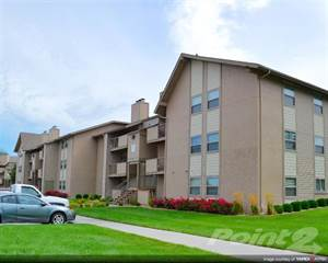 Apartment for rent in High Point East Apartments - 2 bedroom 1 1/2 bath, Wichita, KS, 67207