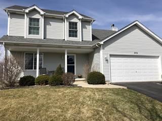 Single Family for sale in 915 Walnut Street, Genoa, IL, 60135