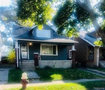 Residential Property for sale in 12360 WISCONSIN Street, Detroit, MI, 48204