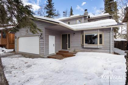 Residential Property for sale in 8861 Rendon Drive, Anchorage, AK, 99507