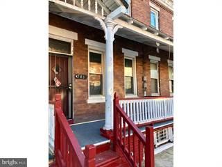 Townhouse for sale in 546 NEWTON AVENUE, Camden, NJ, 08103