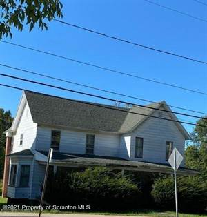 Residential Property for sale in 229 MARKET ST., Moscow, PA, 18444