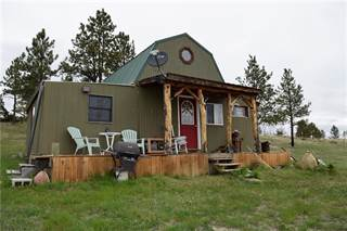 Single Family for sale in 140 Crazy Horse Trail, Mosby, MT, 59058