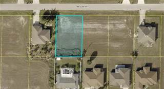 Land for sale in 214 NW 13th TER, Cape Coral, FL, 33993