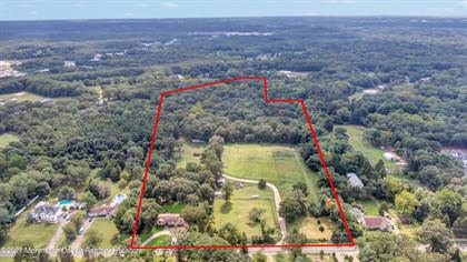 Lots And Land for sale in 57 Church Road, Howell, NJ, 07731