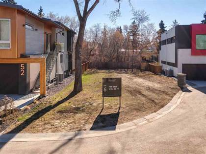 Vacant Land for sale in 60 SYLVANCROFT LN NW, Edmonton, Alberta, T5N1W4