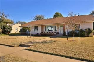 Single Family for sale in 1817 Jackson Street, Abilene, TX, 79602