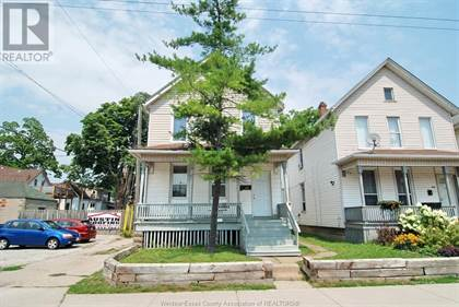 Single Family for sale in 466 WYANDOTTE STREET West, Windsor, Ontario, N9A5X4
