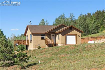 Residential Property for sale in 51 Copper Mountain Road, Cripple Creek, CO, 80813