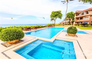 Condominium for sale in LUXURY 2 BEDROOM OCEANFRONT CONDO ON KITE BEACH FOR SALE IN CABARETE, AMAZING VIEWS!, Cabarete, Puerto Plata