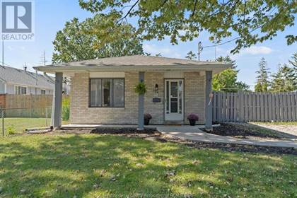 Single Family for sale in 3241 CLEMENCEAU BOULEVARD, Windsor, Ontario, N8T2R8