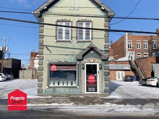 Comm/Ind for rent in 48A Rue Ste-Cécile, Salaberry-de-Valleyfield, Quebec, J6T1L7