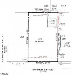 Lots And Land for sale in 401 Parker St, Newark, NJ, 07104
