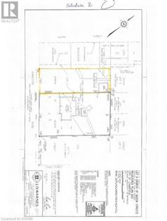 Vacant Land for sale in PART LOT 3 QUEENSTON Road, Cambridge, Ontario, N3H3J3