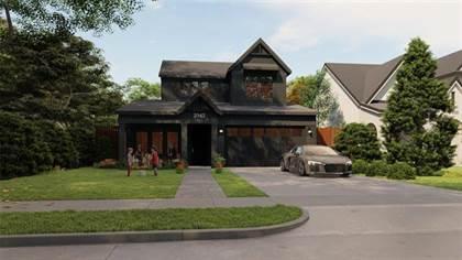 Residential for sale in 2142 Roanoke Avenue, Dallas, TX, 75235