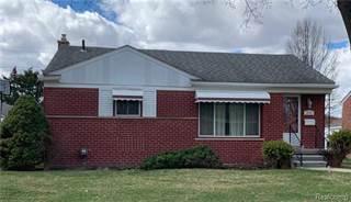 Single Family for sale in 9979 DEERING Street, Livonia, MI, 48150