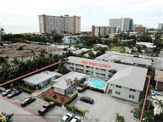 Condo for sale in 3230 NE 13th St 201, Pompano Beach, FL, 33062