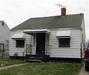 Single Family for rent in 20304 DRESDEN Street, Detroit, MI, 48205
