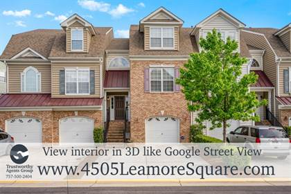 Residential Property for sale in 4505 Leamore Square Road, Virginia Beach, VA, 23462
