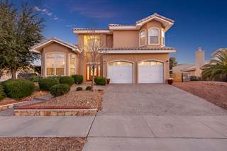 Residential Property for sale in 6600 Isla Del Rey Drive, El Paso, TX, 79912