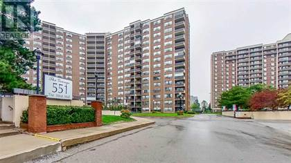 Single Family for sale in 551 THE WEST MALL 410, Toronto, Ontario, M9C1G7