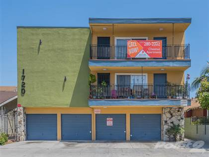 Apartment for rent in 1720 Chestnut Avenue, Long Beach, CA, 90813