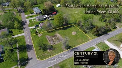 Lots And Land for sale in 200 Chicago, Marceline, MO, 64658