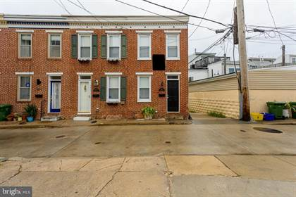 Residential Property for sale in 1612 ELKINS LANE, Baltimore City, MD, 21230