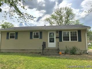 Single Family for sale in 1809 Camden, Springfield, IL, 62702