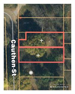 Lots And Land for sale in CAUTHEN ST, Canton, MS, 39046