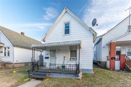 Residential Property for sale in 2382 COMMOR Street, Hamtramck, MI, 48212