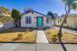 Single Family for sale in 4177 Sycamore Dr, San Diego, CA, 92105
