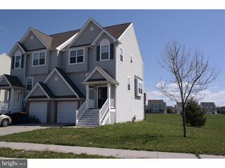 Townhouse for sale in 169 W SHELDRAKE CIRCLE, Dover, DE, 19904