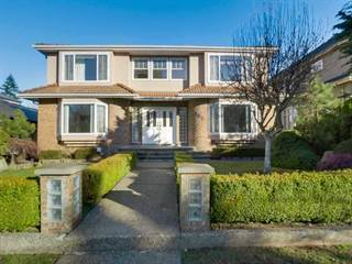Single Family for rent in 2485 W 20th AVENUE, Vancouver, British Columbia, V6L1G6