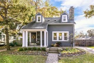 Single Family for rent in 54 FAIRWOOD Boulevard, Pleasant Ridge, MI, 48069