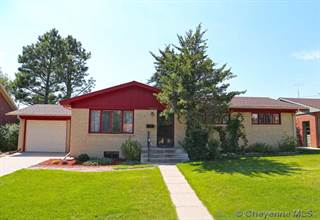 Single Family for sale in 5412 FREDERICK DR, Cheyenne, WY, 82009