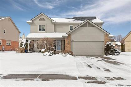 Residential for sale in 4869 PICKFORD Drive, Troy, MI, 48085