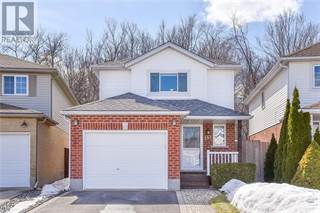 Single Family for sale in 125 PINE MARTIN Crescent, Kitchener, Ontario, N2E3S2