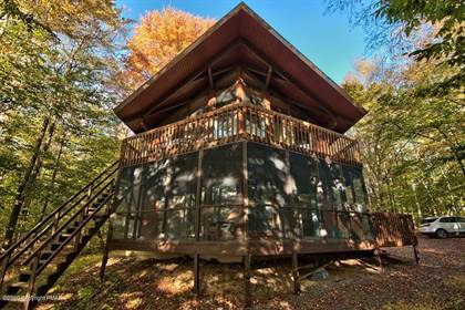 Residential Property for sale in 3174 TALL TIMBER LAKE ROAD, Pocono Pines, PA, 18350