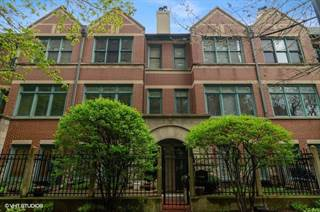 Townhouse for sale in 1449 South Indiana Avenue, Chicago, IL, 60605