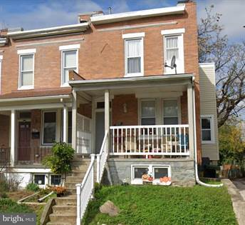 Multifamily for sale in 300 W 31ST ST, Baltimore City, MD, 21211