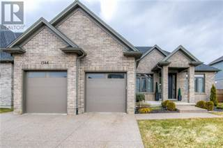 Single Family for sale in 1566 LOGANS TRAIL, London, Ontario