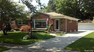 Single Family for rent in 14159 CAVELL Street, Livonia, MI, 48154