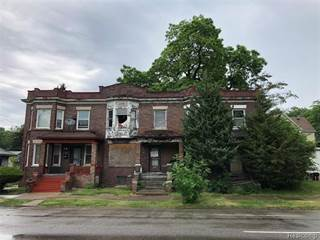 Townhouse for sale in 11608 JOHN R Street, Detroit, MI, 48202